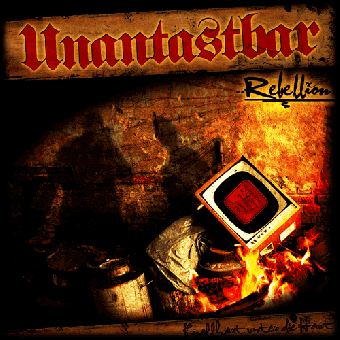 Unantastbar - Rebellion LP (lim. 500, Download Code)