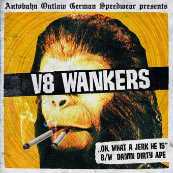 "V8 Wankers ""Oh what a Jerk he is"" EP 7"""