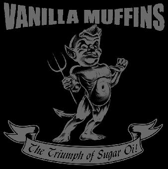 "Vanilla Muffins ""The Triumph of Sugar Oi!"" LP (grey, Vinyl, lim. 250, incl. DL)"