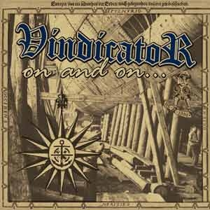 "Vindicator ""On and on..."" CD"