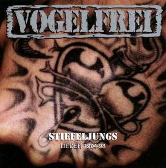 Vogelfrei - Stiefeljungs (+ live Bonus) CD