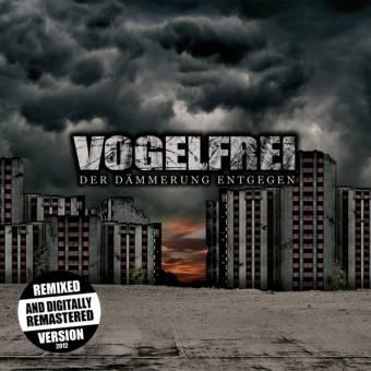 """Vogelfrei """"Der Dämmerung entgegen"""" LP (lim. 250, schwarz) inkl. Poster"""