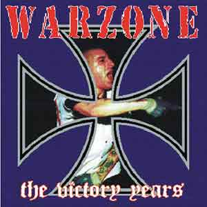 Warzone - The victory years CD