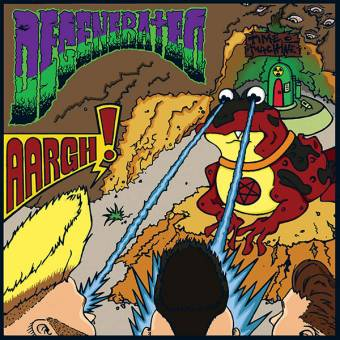 "Degenerated ""Aargh!"" LP (lim. 500)"