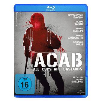 A.C.A.B. All Cops Are Bastards BluRay