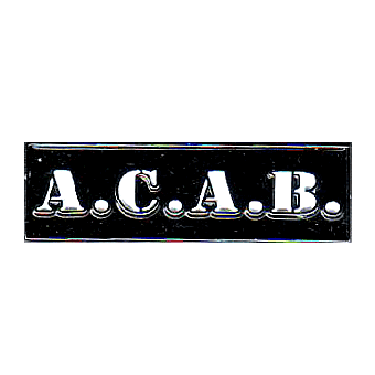 A.C.A.B.- Hartemaille Pin (16)