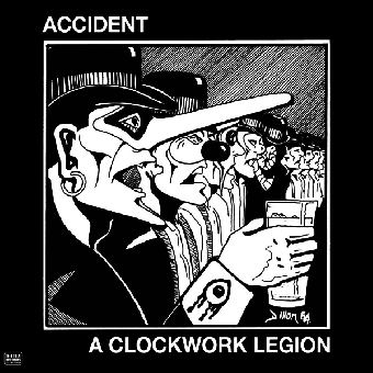 "Accident ""A Clockwork Legion"" LP (lim. 400, black)"