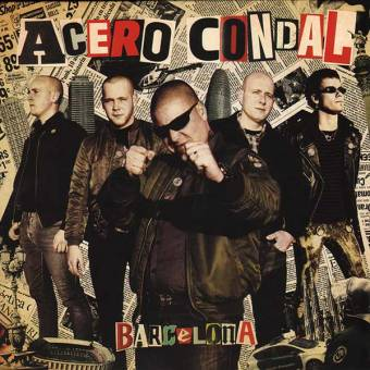 "Acero Condal ""Barcelona"" 10"" MLP (lim. 170, blue)"