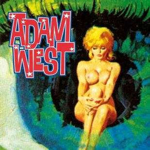 "Adam West ""ESP: Extra Sexual Perception"" CD"