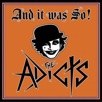 "Adicts, The ""And it was So!"" LP (black)"