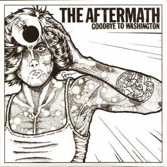 """Aftermath """"Goodbye Washington"""" EP 7"""" (black)"""