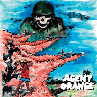"Agent Orange ""Demo`s and more"" LP (lim. 200, orange)"