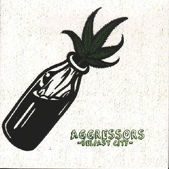 "Aggressors B.C. ""Hallways"" EP 7"""