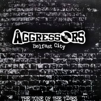 "Aggressors B.C. ""The tone of the times"" CD"