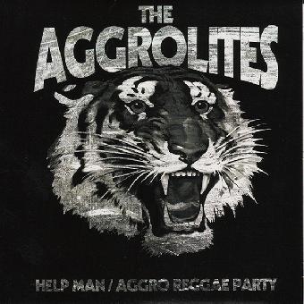 "Aggrolites ""Help Man"" EP 7"""