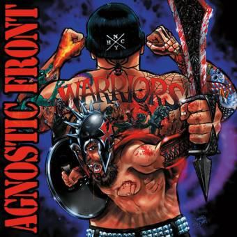 """Agnostic Front """"Warriors"""" LP (lim. 700, black)"""