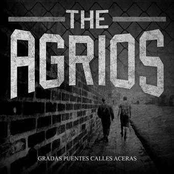 "Agrios, The ""Gradas Puentes Calles Aceras"" EP 7"" (lim. 165, black)"