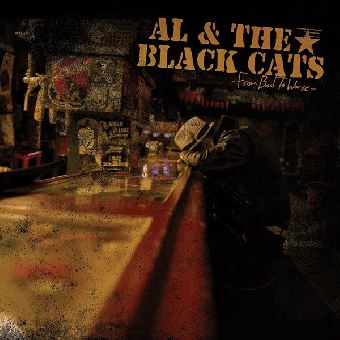"Al & The Black Cats ""From Bad To Worse"" LP (lim. 300, black)"