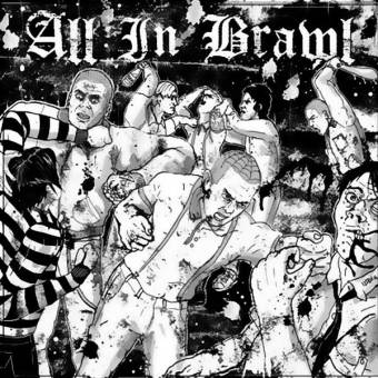 "All in brawl ""same"" LP (lim. 100. black)"