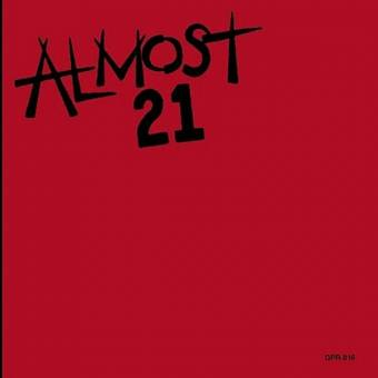 """Almost 21 """"same"""" EP 7"""" (lim. 200, clear)"""