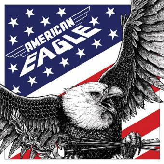 "American Eagle ""same"" CD (DigiPac)"