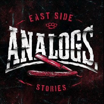"Analogs, The ""East side stories"" EP 7"" (lim. white)"