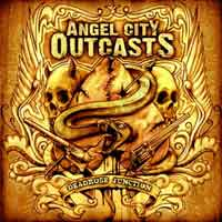 "Angel City Outcast ""Deadrose Junction"" CD"