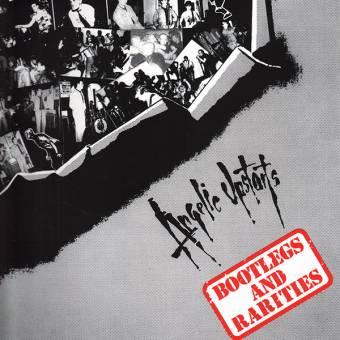 "Angelic Upstarts ""Bootlegs And Rarities"" LP+Poster (lim. 500, black)"