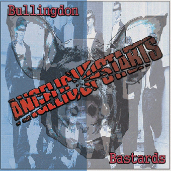 "Angelic Upstarts ""Bullingdon Bastards"" DoCD"