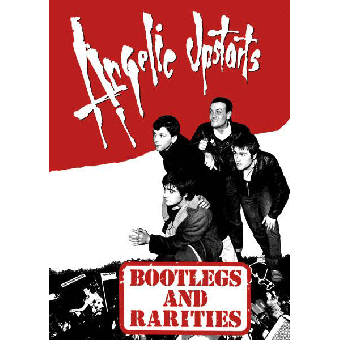 "Angelic Upstarts ""Bootlegs"" Poster (A3) (folded)"