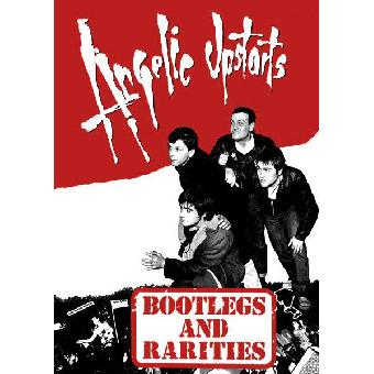 "Angelic Upstarts ""Bootlegs"" Poster (A3) (gefaltet)"