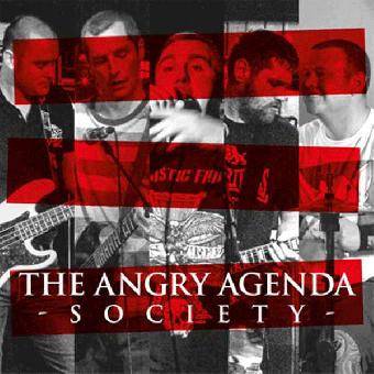 "Angry Agenda, The ""Society"" CD (DigiPac)"