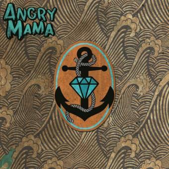 """Angry Mama """"same"""" EP 7"""""""
