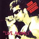 "Anti Nowhere League ""Live Animals"" CD"