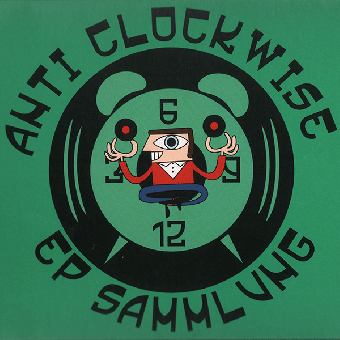 "Anti Clockwise ""EP Sammlung"" DoCD (DigiPac)"