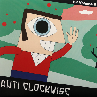"Anti Clockwise ""EP Volume 6"" EP 7"" (lim. 250)"