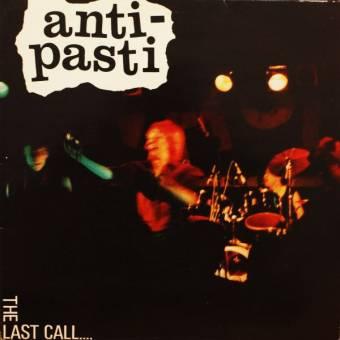 """Anti-Pasti """"The last call"""" LP"""