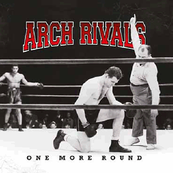 "Arch Rivals ""One more round"" LP"