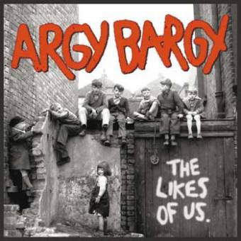 "Argy Bargy ""The likes of us"" LP"