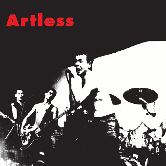 "Artless ""Tanzparty Deutschland"" LP (lim. 500, black)"