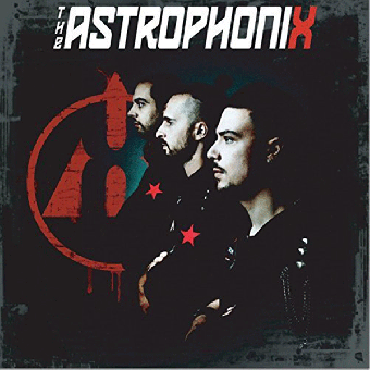 "Astrophonix, The ""X"" CD (lim. DigiPac)"