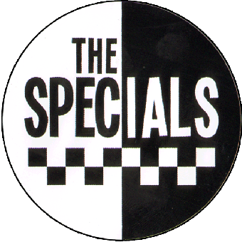 "Specials,The ""Logo"" Aufkleber / sticker 090"