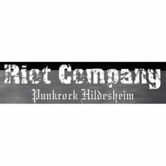 Riot Company Heckscheibenaufkleber außen