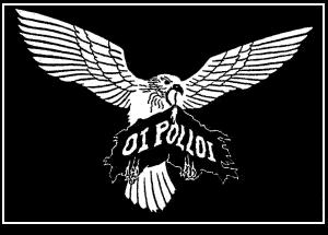 Oi Polloi- Stoffaufnäher (Druck)