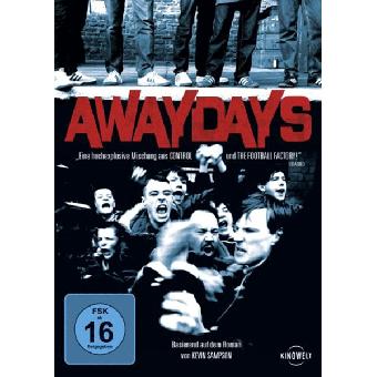 Awaydays DVD