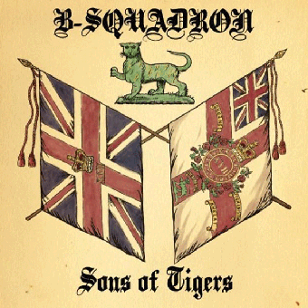 "B-Squadron ""Sons of Tigers"" CD"