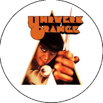 Clockwork Orange (2) - Button (2,5 cm) 29