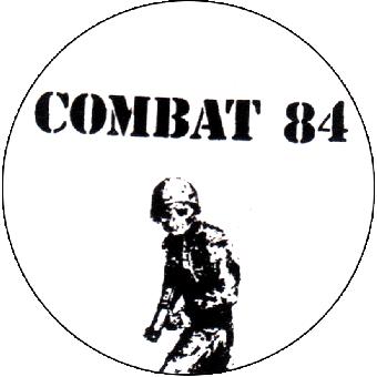 Combat 84 (2) - Button (2,5 cm) 35