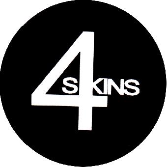 4 Skins (3) - Button (2,5 cm) 49