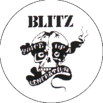 Blitz (1) - Button (2,5 cm) 50